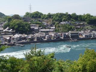 海峡をわたる音戸渡船.JPG